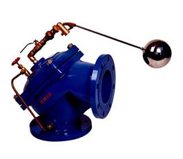 100A角式消声水位控制阀