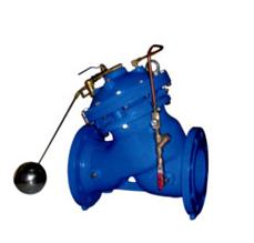 F745X型隔膜式摇控浮球阀