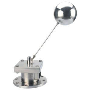 不锈钢水箱法兰浮球阀